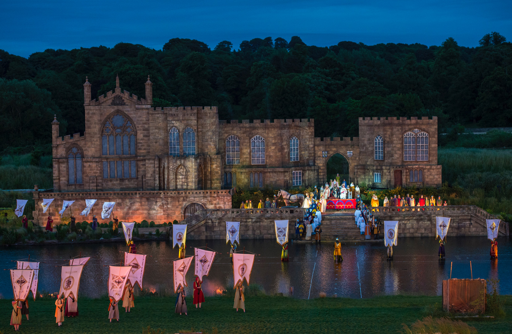 Kynren an Epic Tale of England, & Beamish